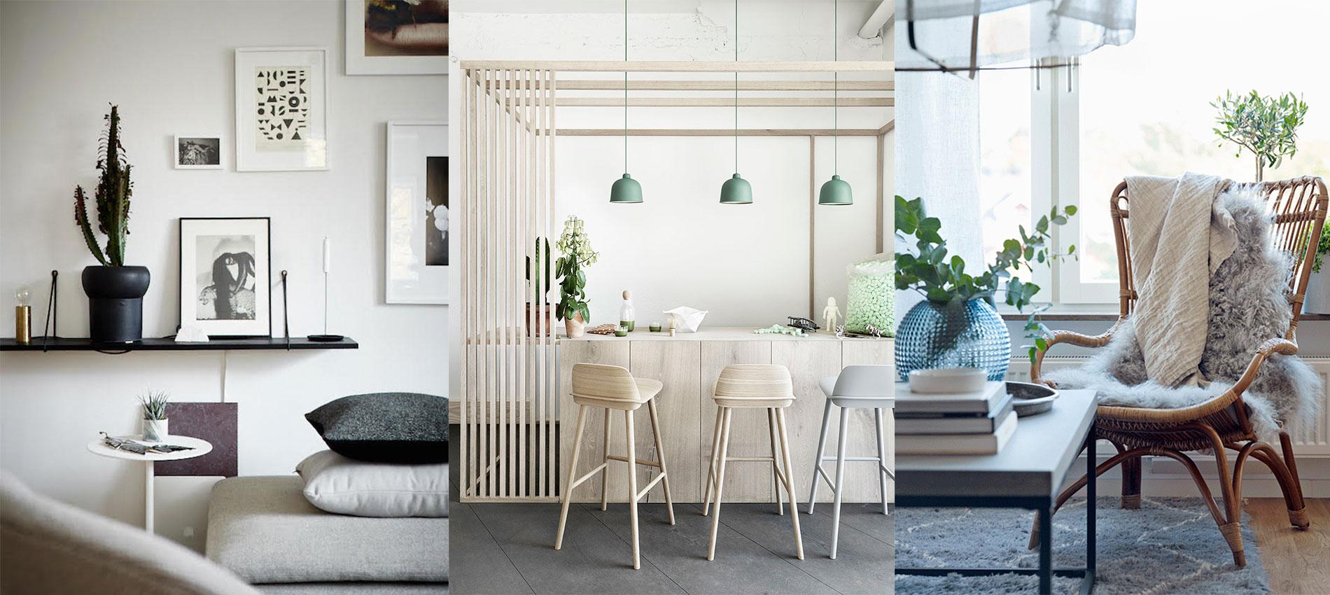 Фотографии интерьеров в скандинавском стиле