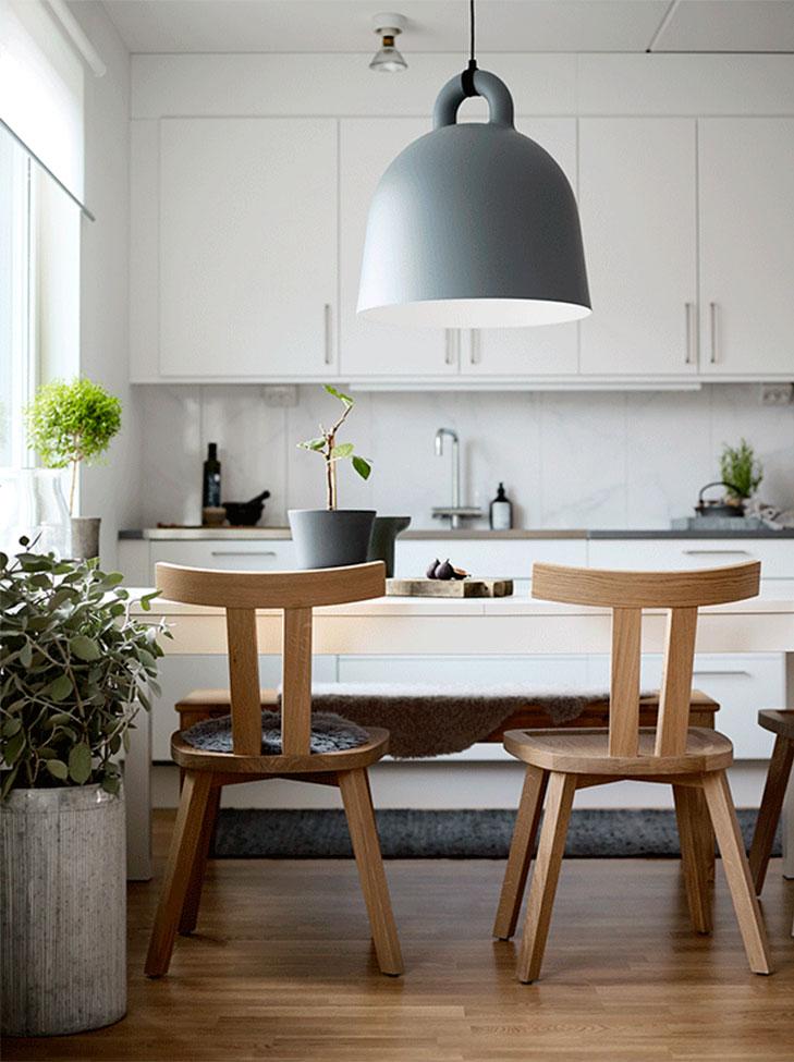 Фотография скандинавской кухни
