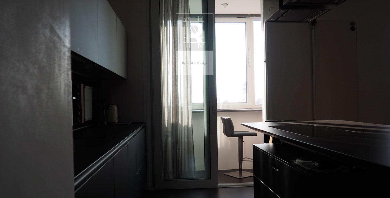 Фотография кухни в минималистичном стиле