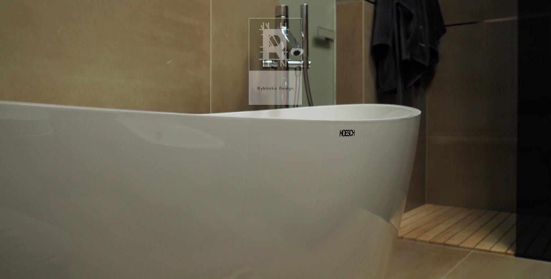 Фотография ванны отдельностоящей