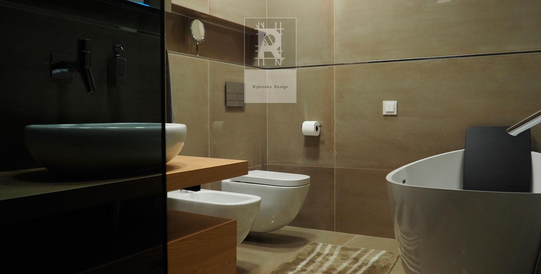 Фотография уютной ванной комнаты