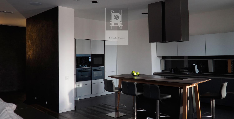 Фото кухни и коридора в квартире