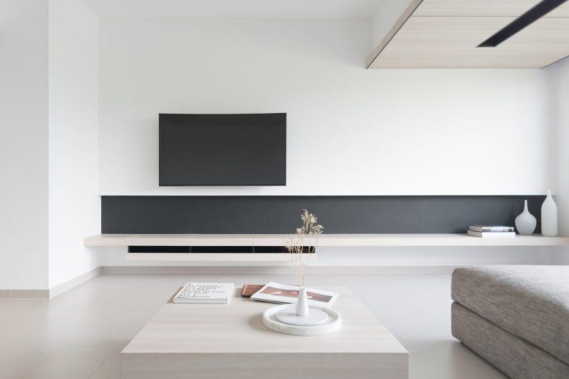 Фото комнаты в стиле минимализм
