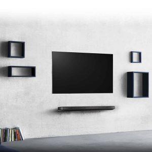 Телевизор и электрика. Прячем провода.