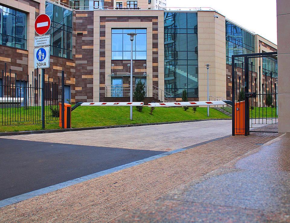 Изображение закрытой территории в ЖК Бульвар Фонтанов